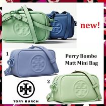 新色 セール Tory Burch 人気 Perry Bombe Matt Mini Bag