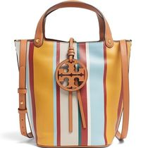 Tory Burch(トリーバーチ) Miller Stripe Bucket Bag