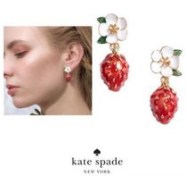 Kate spade   いちごのピアス perfect Picnic 即日発送