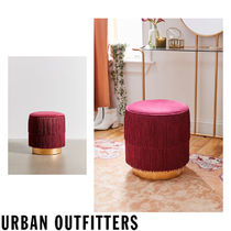 Urban Outfitters  Charlette Vanity Stool フリンジ スツール