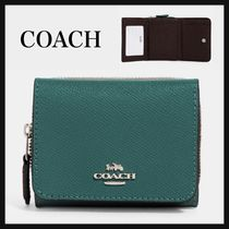 【COACH】三つ折り財布 SMALL TRIFOLD WALLET