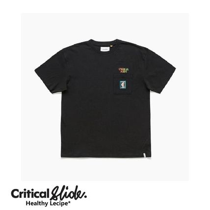 TCSS☆TORCH POCKET TEE BLACK☆関税込み