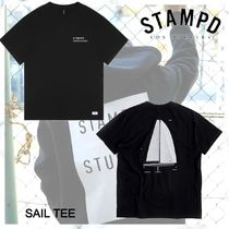 NEW!! お早めに!STAMPD SAIL TEE-BLACK
