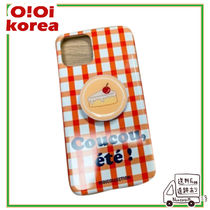 【OiOi 20SS】CAKE SMART TOK PHONE CASE iPhone ケース