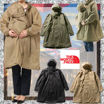 【THE NORTH FACE】国内発☆マタニティレインコート