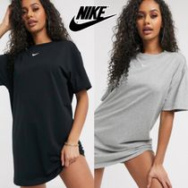 ☆Nike☆ mini swoosh oversized Tシャツ ドレス
