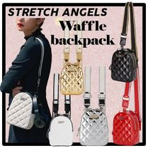 ★送料無料・関税込★STRETCH ANGELS★WAFFLE PANINI BACKPACK★