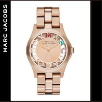 Marc by Marc Jacobs★Henry Skeleton ウォッチ★MBM3264