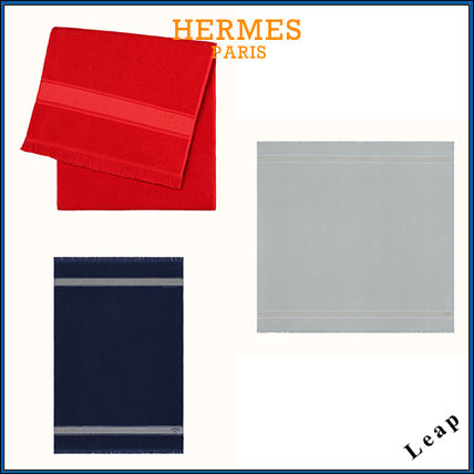 HERMES ビーチタオル 【HERMES】Yachting beach towel, large model ビーチタオル☆