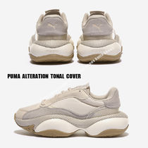PUMA★ALTERATION TONAL COVER★TAPIOCA-SILVER CLOUD★兼用