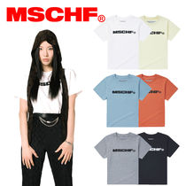 MISCHIEF(ミスチーフ) Tシャツ・カットソー ~MISCHIEF~ MSCHF_ROUNDED BASIC 全6色-定番ロゴTシャツ
