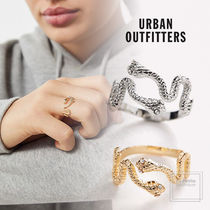 【Urban Outfitters】エレガント☆スネーク・リング〇各色