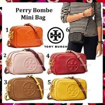 最終セール  人気 Tory Burch Perry Bombe Mini Bag