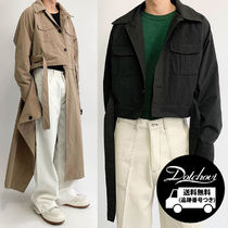 2way trench mac coat (2color) YM490 追跡付