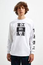 Urban Outfitters(アーバンアウトフィッターズ) Tシャツ・カットソー 【Urban Outfitters】逆輸入!伊藤潤二「富江」オフィシャルT