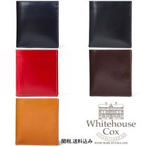 Whitehouse Cox☆二つ折りHIPSTER WALLET BLOOMSBURY