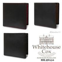 Whitehouse Cox☆二つ折りCREDIT CARD NOTECASE財布