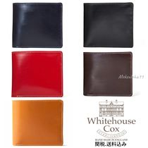 Whitehouse Cox☆二つ折りTHE ST. JAMES WALLET 財布