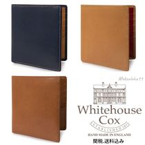 Whitehouse Cox☆二つ折りTALL HIPSTER WALLET財布