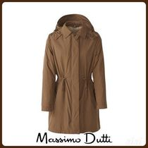 MassimoDutti♪HOODED PARKA WITH DETACHABLE INTERIOR