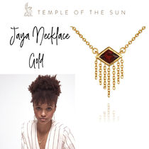 【TEMPLE OF THE SUN】Jaya Necklace Gold ゴールドネックレス