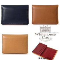 Whitehouse Cox☆BUSINESS CARD CASE カードケース