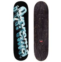 8【在庫あり】 Supreme 20SS Chrome Logo Skateboard DECK