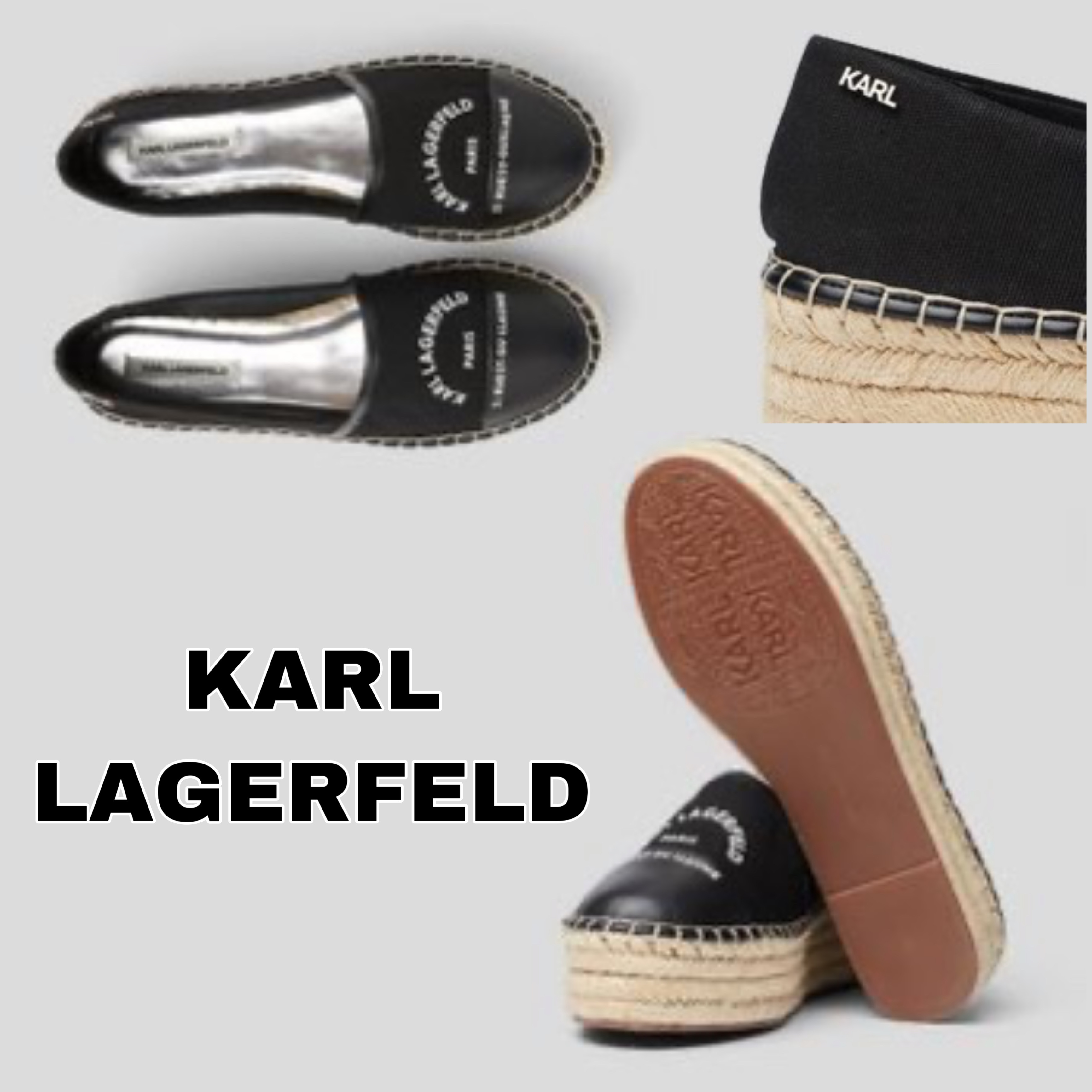 Shop Karl Lagerfeld 2020 SS Casual