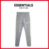 FOG(フィアオブゴッド)Essentials Side Stripe Sweatpants /Grey
