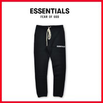 FOG(フィアオブゴッド) Essentials Graphic Sweatpants / Black