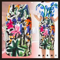 ◆SS20◆MARNI ◆Cotton skirt