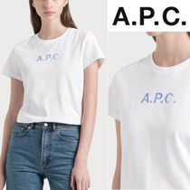A.P.C.(アーペーセー)  Stamp Tシャツ