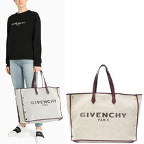 G666 BOND LARGE SHOPPER IN GIVENCHY CANVAS