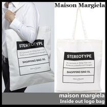 【Maison Margiela】Inside out logo bag S55WC0073 PR238