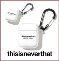 [thisisneverthat] T-Logo AirPods Case Clear ★大人気★