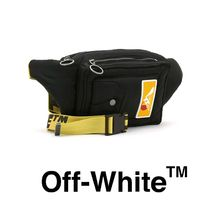 ★OFF-WHITE★ PUFFY FANNYPACK ボディーバッグ