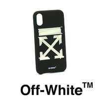 ★OFF-WHITE★ TAPE ARROWS iPhone XR ケース