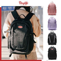 ★DAYLIFE★ Double Line Backpack ダブルライン リュック 黒