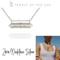【TEMPLE OF THE SUN】Zora Necklace Silver ネックレス 銀