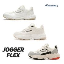 Discovery EXPEDITION(ディスカバリー) スニーカー Discovery Expedition★JOGGER FLEX ダッドシューズ #1