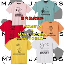 【国内発送】PEANUTS X MARC JACOBS THE T-SHIRTシリーズ