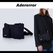 ADERERROR★20SS UNISEX Champa cross bag (Poly)