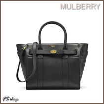 Mulberry 正規品/EMS発送/送料込み BAYSWATER TOTE BAG