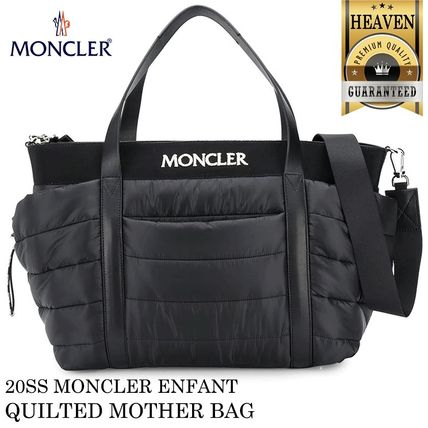 MONCLER マザーズバッグ 大人もOK 12-14歳【MONCLER 20SS】累積売上額1位_QUILTED BAG