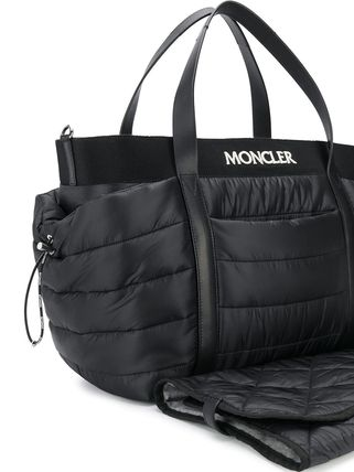 MONCLER マザーズバッグ 大人もOK 12-14歳【MONCLER 20SS】累積売上額1位_QUILTED BAG(2)