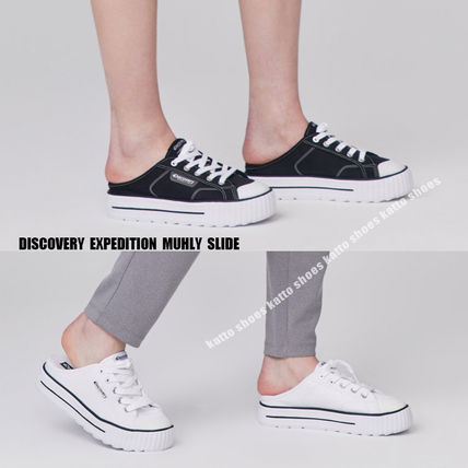 Discovery EXPEDITION サンダル・ミュール DISCOVERY EXPEDITION★MUHLY SLIDE★ミュール★2色