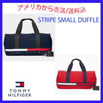 ★TOMMY HILFIGER TH ロゴ ダッフルバッグ/  6943971★