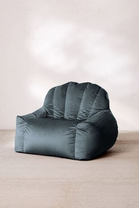 Urban Outfitters 椅子・チェア Urban Outfitters  Holly Lounge Chair ベロア クッション 全4色(15)