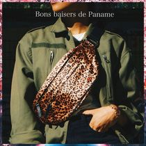 Bons baisers de Paname☆パリ発! ボディバッグ WILD LOVE