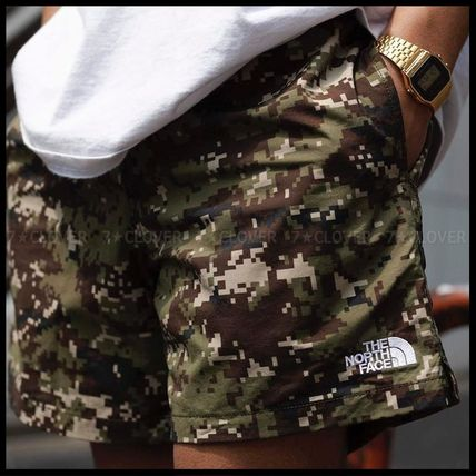 THE NORTH FACE ハーフ・ショートパンツ 国内発送・正規品★THE NORTH FACE★NOVELTY VERSATILE SHORTS(3)